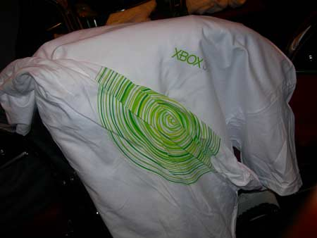 DigitalLife 2005 - Xbox 360 tshirt