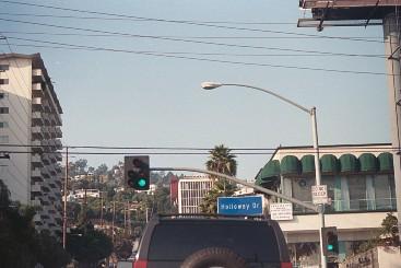 Holloway and Santa Monica
