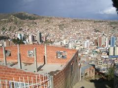 La Paz - 11 - City view