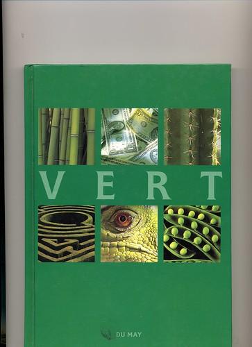 O verde do livro