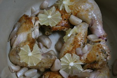 lemon and garlic chicken