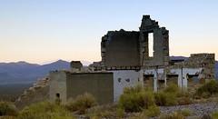 Rhyolite Ruin