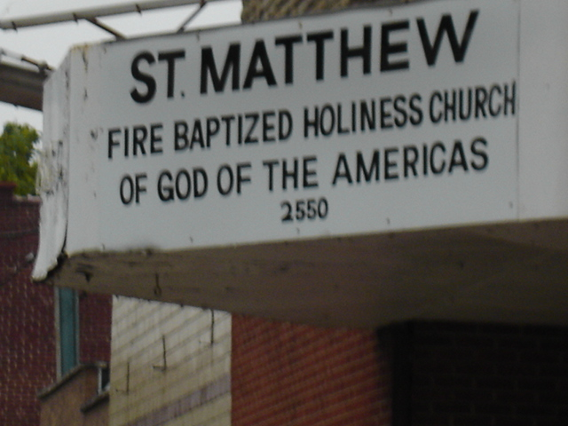 Church of the longest name ever