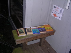 Bookcrossing books for the kids