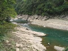 清澈的南勢溪