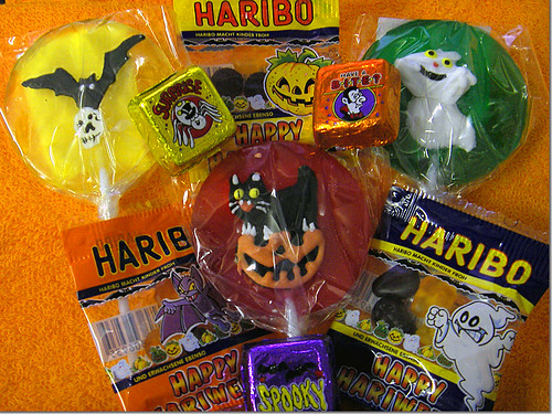 Haloween Candies 2005