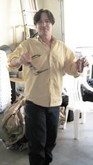 Actor Michael Platt