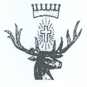 St Hubert's Island insignia