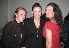 Jess, Lesley, Jess