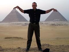 Me at the pyramids