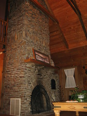 Getting my Fireplace to Draft Right - Homesteading Questions