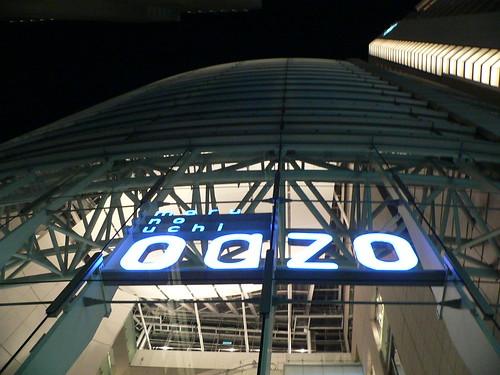 OAZO, tokyo marunouchi