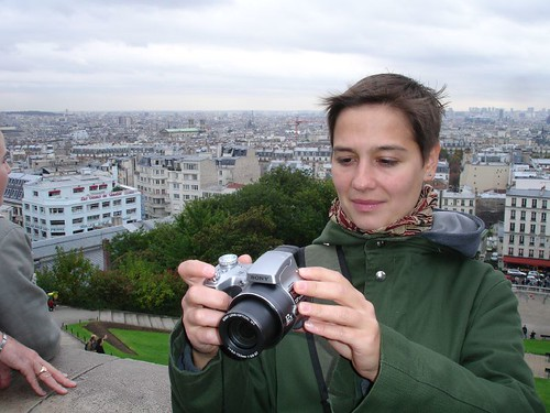 Montmartre with Agata-020