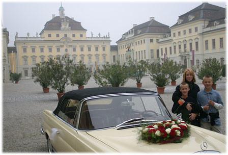 Ludwisburg Palace