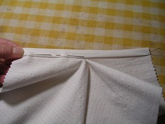 14sleeve placket folded
