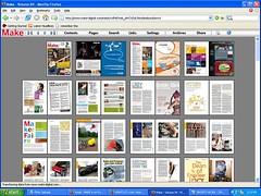 Digital edition of Make magazine