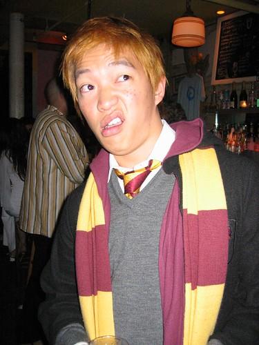 I'm Ron Weeeaasley!