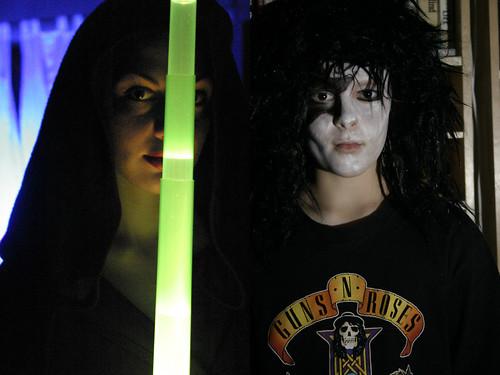 Halloween Costumes 2005