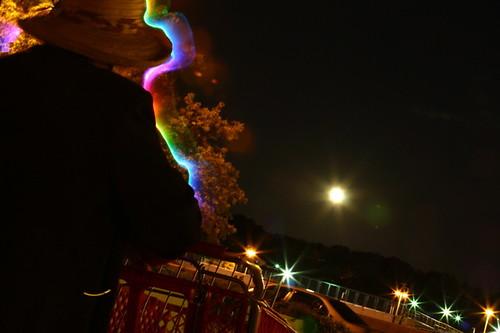 A Full Moon Shopping Adventure - Digital Storytelling by Peter H. Rosen