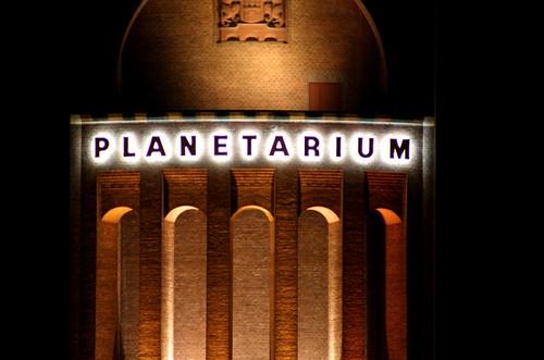 Hamburg: Planetarium