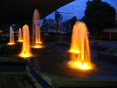 Buendia Flyover Fountain