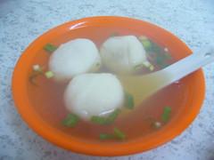 王記福州魚丸湯
