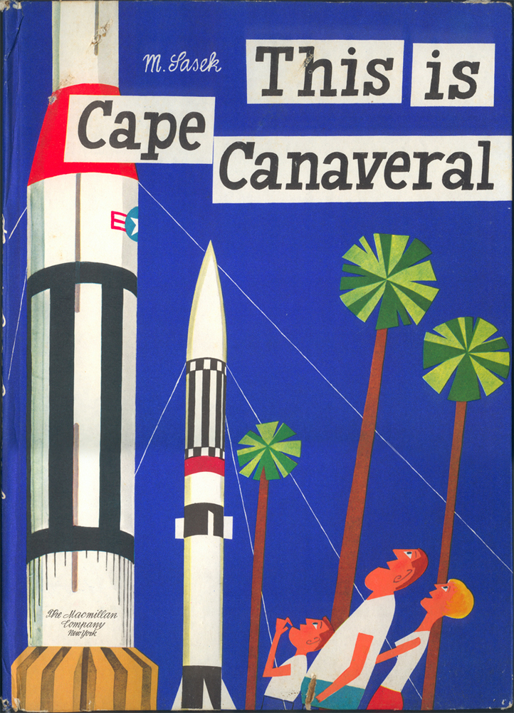 This is Cape Canaveral: cover