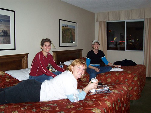 Tracey, Angela & Colleen
