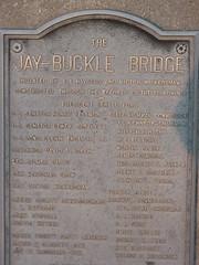 Jay-Buckle Bridge