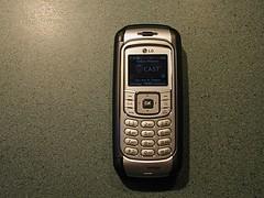 LG VX9800 Pic 1