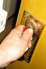Unlocking my door pt 2