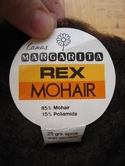 Lanas Margarita Mohair Rex 3