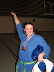 Me with my medal