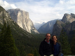yosemite valley with el capitan