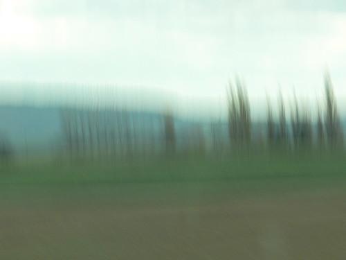 Countryside @ 120km/h