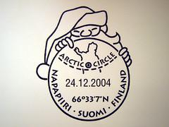 Santa's postmark
