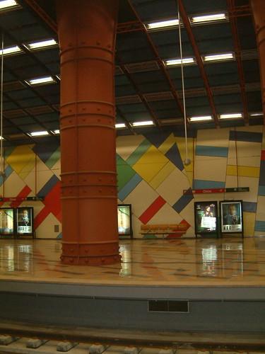 Metro Olaias
