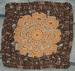 Afghan Square #37