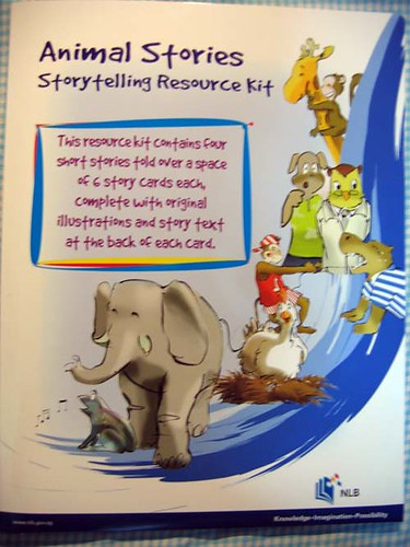 Storytelling kit set