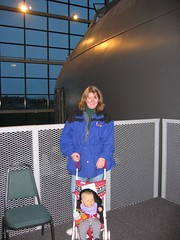 Cyndy, Leda and the Spruce Goose