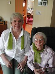 Aunt D & Grandma