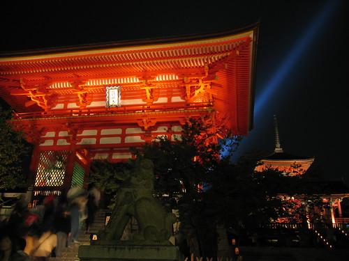 清水寺 Kiyomizu-dera instantly populated