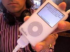 iPod 5G FireWire