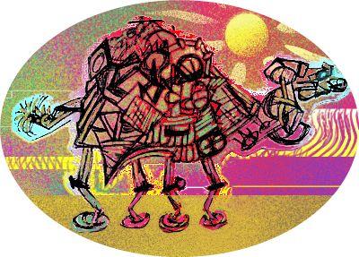 Camel - a collaboarative doodle
