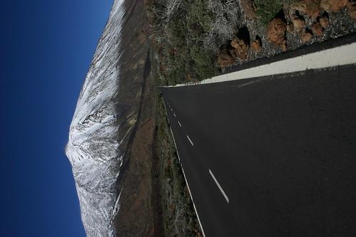Temptatious road - Parque Nacional del Teide