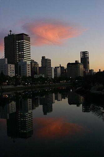 Hiroshima-SUNSET