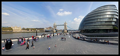 City Hall Panorama photo by Steve's Photography :-)