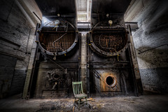 Boiler Monsters photo by Frank C. Grace (Trig Photography)