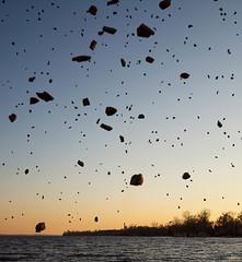 The Sky is Falling photo by Matt Molloy