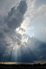 Light Through the Clouds photo by tim.perdue